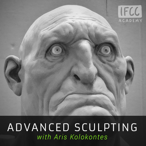 Advanced Sculpting with Aris Kolokontes