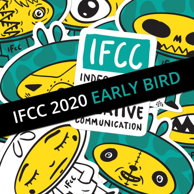 IFCC 2020 Early Bird Ticket