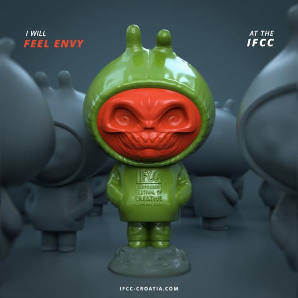 IWillBe_V2_IFCC2018_FeelEnvy