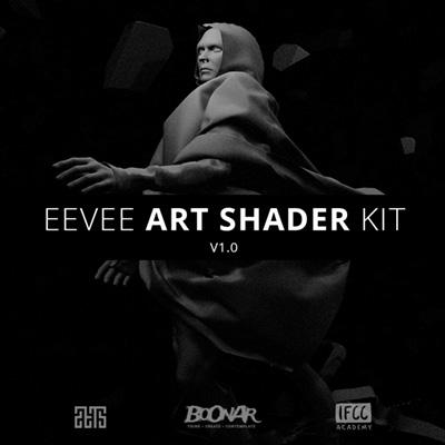 Eevee Art Shader V1