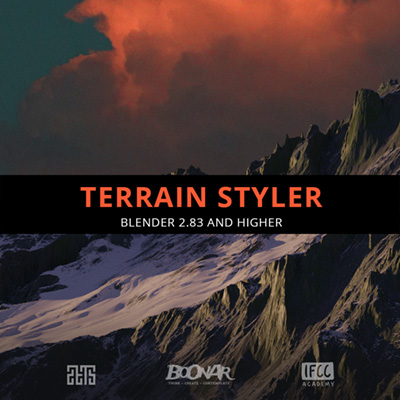 Terrain Styler